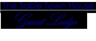 Sabie Town House Logo